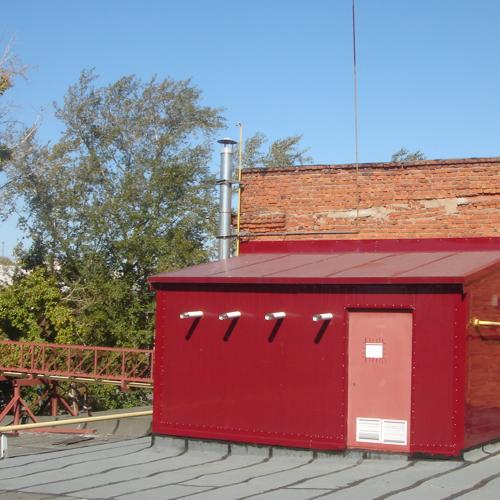 крышная 4